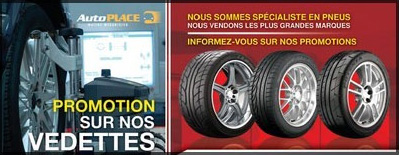 promotions remises et rabais pneus au garage jacques carrier ForGarage Renault Sillery